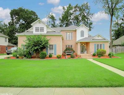 Benton Single Family Home For Sale: 2718 Crooked Stick