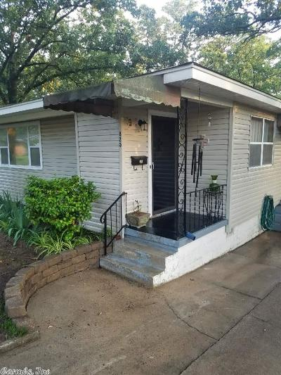 North Little Rock Single Family Home For Sale: 825 W 50th Street