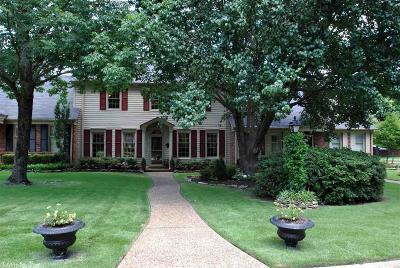 Little Rock AR Condo/Townhouse New Listing: $259,900