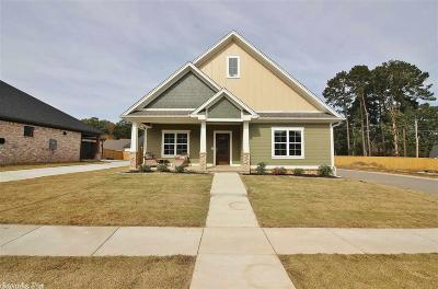 Bryant Single Family Home For Sale: 1218 Sage Creek Drive