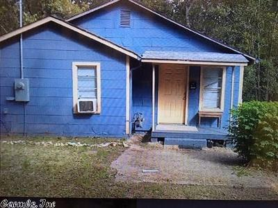 Malvern AR Single Family Home Back On Market: $34,900