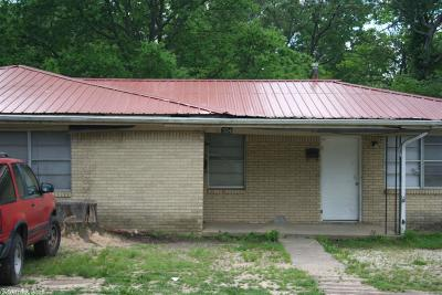 North Little Rock Multi Family Home Under Contract: 504 & 506 W 38th Street