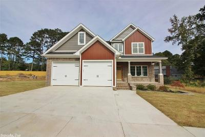 Bryant Single Family Home For Sale: 1228 Sage Creek Drive