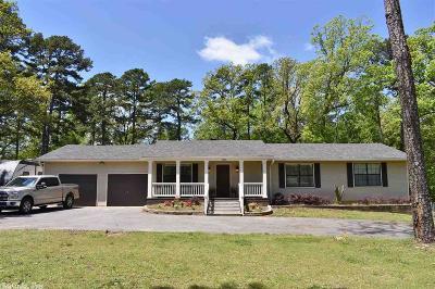 Little Rock Single Family Home For Sale: 1400 Stewart Road