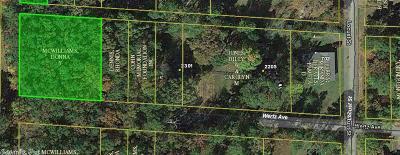 Polk County Residential Lots & Land For Sale: Unk Wertz