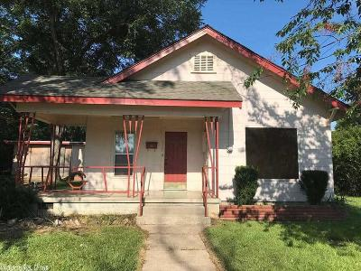 Hot Spring County Single Family Home For Sale: 1527 Mississippi Street