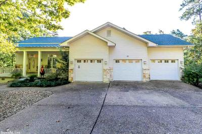 Hot Springs Village, Hot Springs Vill. Single Family Home For Sale: 88 Mansilla Way