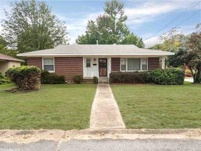 North Little Rock Single Family Home For Sale: 410 W I