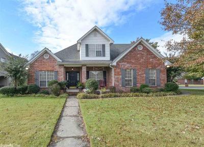 Maumelle Single Family Home For Sale: 169 Calais Drive