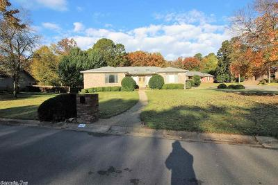 Garland County, Hot Spring County Single Family Home For Sale: 207 Quail Creek Road