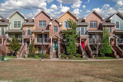 North Little Rock Condo/Townhouse For Sale: 428 Maple