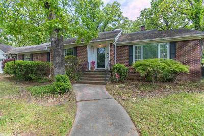 Single Family Home For Sale: 5200 G Street