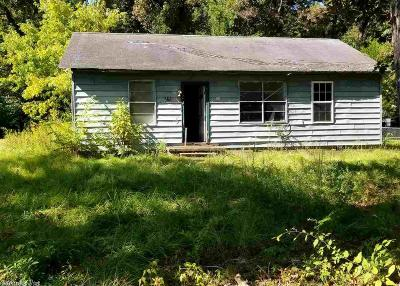 Pine Bluff Single Family Home For Sale: 1816 Bryant