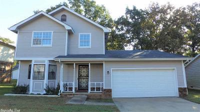 Jacksonville Single Family Home For Sale: 1309 Marsha