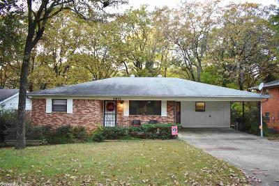 North Little Rock Single Family Home For Sale: 4801 N Locust Street