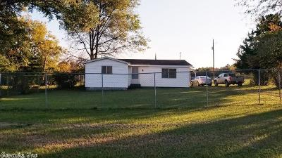 Nashville AR Single Family Home For Sale: $60,000