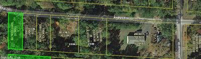 Polk County Residential Lots & Land For Sale: Unk Andrys