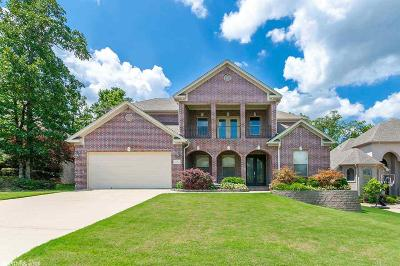 Little Rock Single Family Home For Sale: 625 Epernay Place