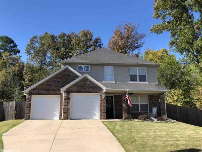 Saline County, Hot Spring County Single Family Home For Sale: 137 Valderrama