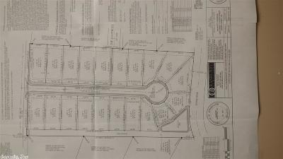 Bryant, Alexander Residential Lots & Land For Sale: LOT 13 Hayden Creek Drive