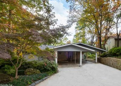 Little Rock Single Family Home For Sale: 6 Point Circle