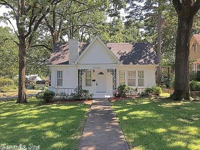 Single Family Home For Sale: 5201 F Street