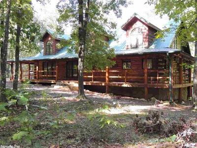 Cleburne County Single Family Home For Sale: 195 Mayhand Rd.