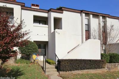 Little Rock Condo/Townhouse For Sale: 301 Kings Row Drive #510 #510