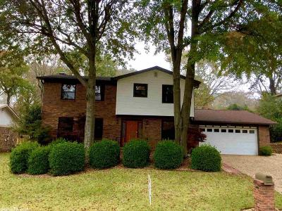 North Little Rock Single Family Home For Sale: 2204 Cedar Creek