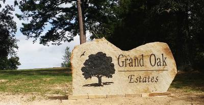 Polk County Residential Lots & Land For Sale: LOT 4B Grand Oak Estates