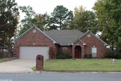 Maumelle Single Family Home For Sale: 201 Deauville Drive