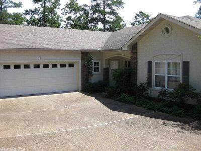 Hot Springs Village, Hot Springs Vill. Single Family Home For Sale: 16 Dominar Way