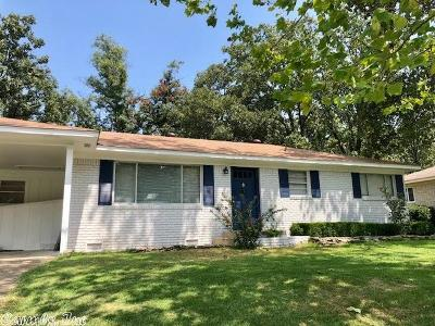 North Little Rock Single Family Home For Sale: 4022 Lochridge Road