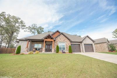 Sherwood Single Family Home For Sale: 8916 Trail Creek Drive