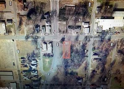 Pine Bluff Residential Lots & Land For Sale: 512 E 6th Avenue