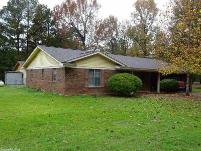 Pine Bluff Single Family Home For Sale: 1100 Huckenhall