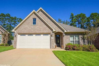 Little Rock Single Family Home Take Backups: 220 Garden Valley Loop