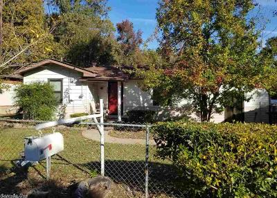 Pine Bluff Single Family Home For Sale: 5805 Wormack Street