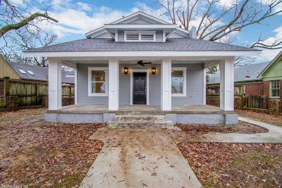 Little Rock Single Family Home For Sale: 5009 Kavanaugh Boulevard