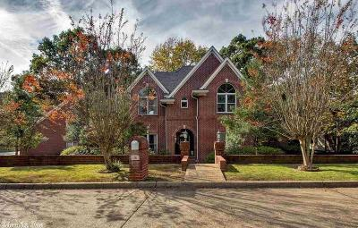 Little Rock AR Single Family Home For Sale: $469,000