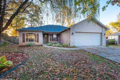 Saline County Single Family Home New Listing: 2808 Mt. Vernon Drive