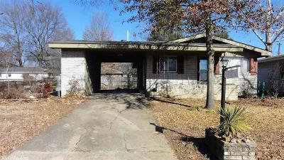 North Little Rock Single Family Home For Sale: 135 Farmere Circle