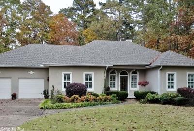 Hot Springs Single Family Home For Sale: 14 Trapo Lane