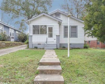 Little Rock Single Family Home For Sale: 5107 B Street