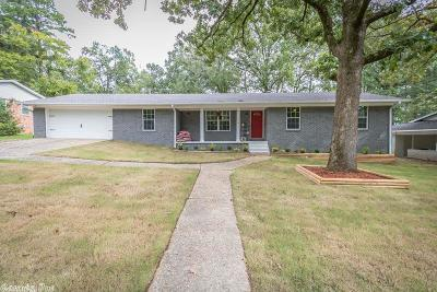 Single Family Home For Sale: 811 Pinewood Drive