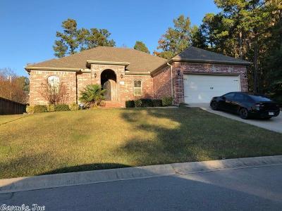 Little Rock Single Family Home For Sale: 4 Benham Lane