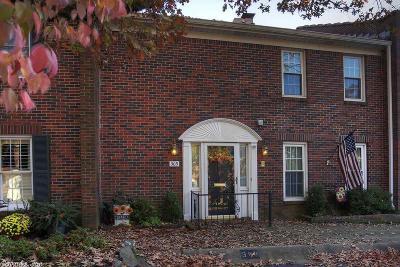 Little Rock Condo/Townhouse For Sale: 303 Cambridge Place #303