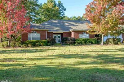 Hot Springs Single Family Home For Sale: 132 Deer View Circle
