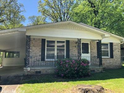 North Little Rock Single Family Home For Sale: 724 Skyline Drive