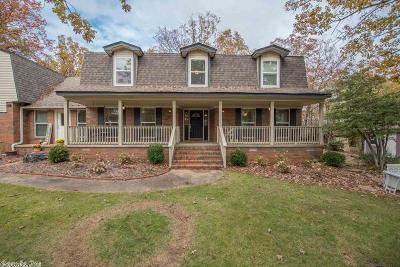 Little Rock Single Family Home For Sale: 15310 Joiner Road